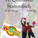11. Quidditch Stammtisch